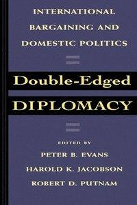 bokomslag Double-Edged Diplomacy