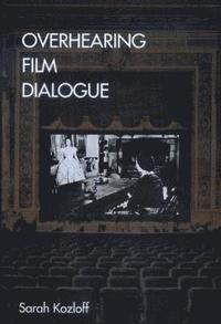 bokomslag Overhearing film dialogue