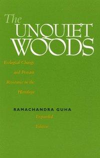 bokomslag The Unquiet Woods