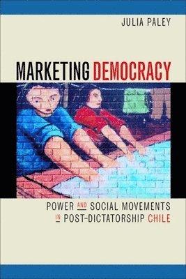 bokomslag Marketing Democracy