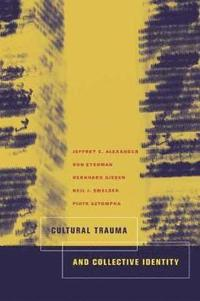bokomslag Cultural Trauma and Collective Identity