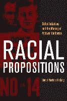 bokomslag Racial Propositions