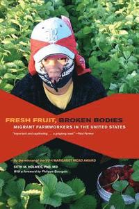 bokomslag Fresh Fruit, Broken Bodies: Migrant Farmworkers in the United States