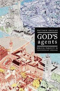 bokomslag God's Agents