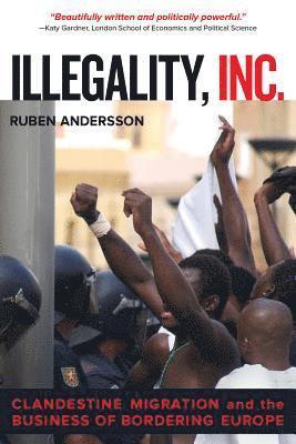bokomslag Illegality, Inc.