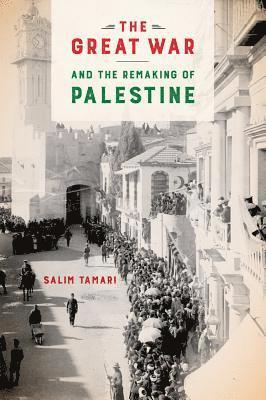 bokomslag The Great War and the Remaking of Palestine