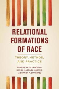 bokomslag Relational Formations of Race