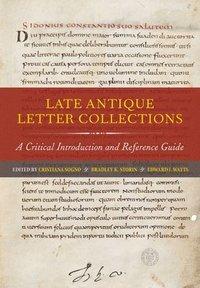 bokomslag Late Antique Letter Collections