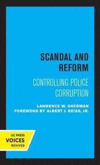 bokomslag Scandal and Reform