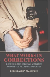 bokomslag What Works in Corrections