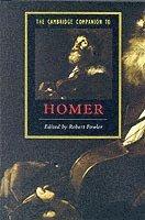 bokomslag The Cambridge Companion to Homer