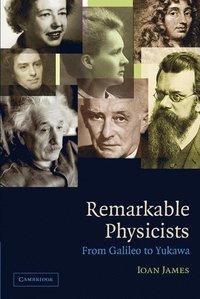 bokomslag Remarkable Physicists