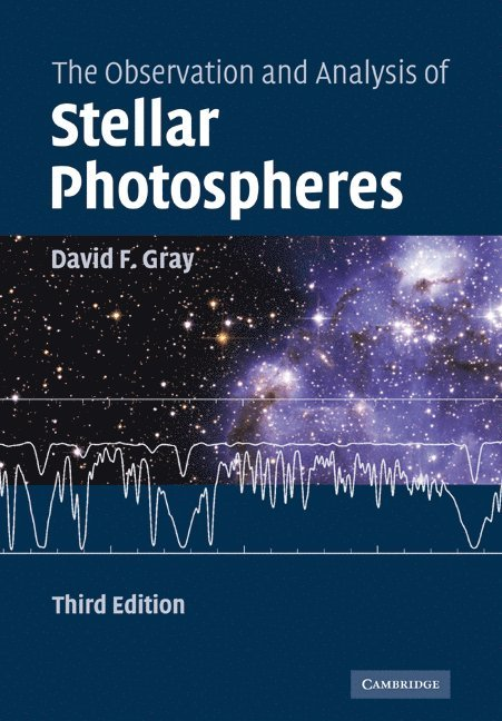 The Observation and Analysis of Stellar Photospheres 1