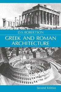 bokomslag Greek and Roman Architecture
