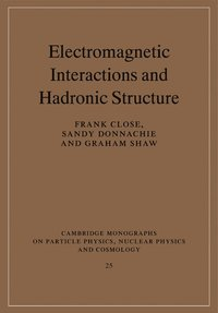 bokomslag Electromagnetic Interactions and Hadronic Structure
