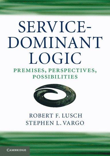 bokomslag Service-Dominant Logic
