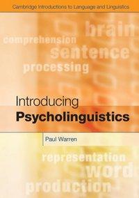 bokomslag Introducing Psycholinguistics