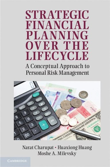 bokomslag Strategic Financial Planning Over the Lifecycle: A Conceptual Approach to Personal Risk Management