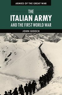 bokomslag The Italian Army and the First World War