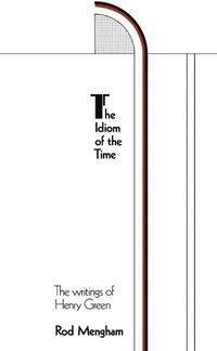 bokomslag The Idiom of the Time