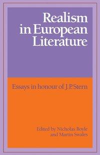 bokomslag Realism in European Literature