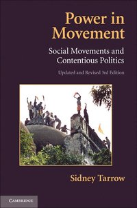 bokomslag Power in movement - social movements and contentious politics