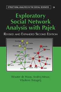 bokomslag Exploratory Social Network Analysis with Pajek