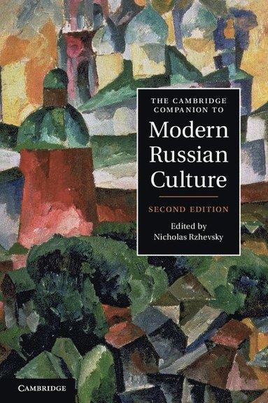 bokomslag The Cambridge Companion to Modern Russian Culture