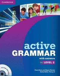 bokomslag Active Grammar Level 2 with Answers and CD-ROM