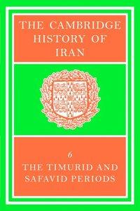 bokomslag The Cambridge History of Iran