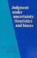 bokomslag Judgment under Uncertainty