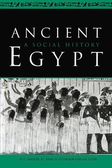 bokomslag Ancient Egypt: A Social History