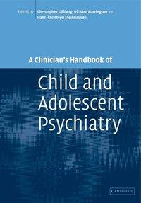 bokomslag A Clinician's Handbook of Child and Adolescent Psychiatry