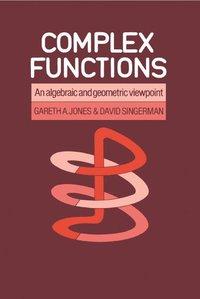 bokomslag Complex Functions