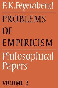 bokomslag Problems of Empiricism: Volume 2