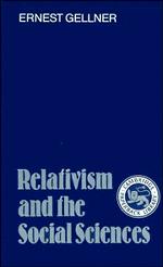 bokomslag Relativism and the Social Sciences