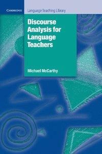 bokomslag Discourse Analysis for Language Teachers