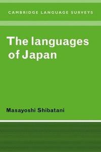 bokomslag The Languages of Japan