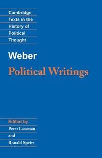 bokomslag Weber: Political Writings