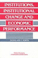 bokomslag Institutions, Institutional Change and Economic Performance