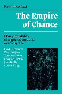 bokomslag The Empire of Chance
