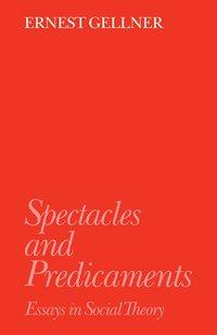 bokomslag Spectacles and Predicaments