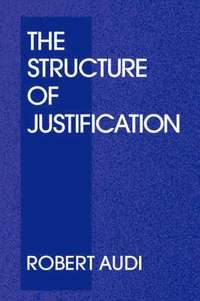 bokomslag The Structure of Justification