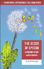 bokomslag The Seeds of Speech