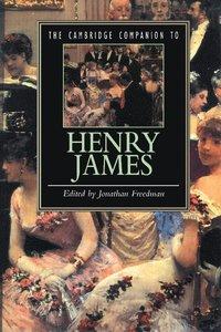bokomslag The Cambridge Companion to Henry James