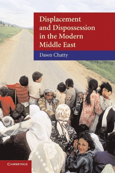 bokomslag Displacement and Dispossession in the Modern Middle East