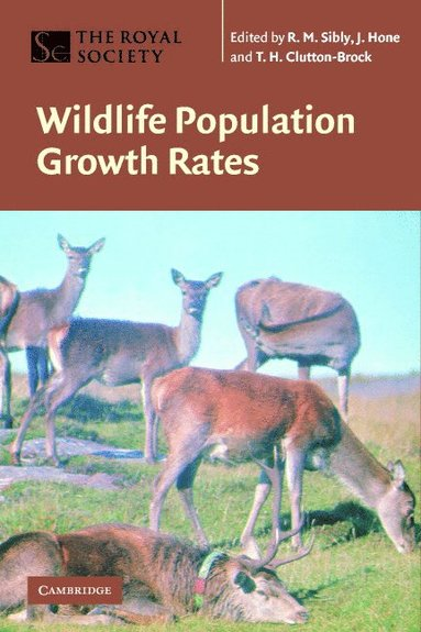 bokomslag Wildlife Population Growth Rates