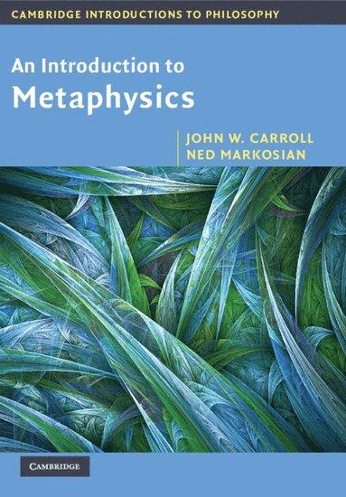 bokomslag An Introduction to Metaphysics
