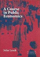 Course in public economics 1