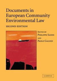 bokomslag Documents in European Community Environmental Law